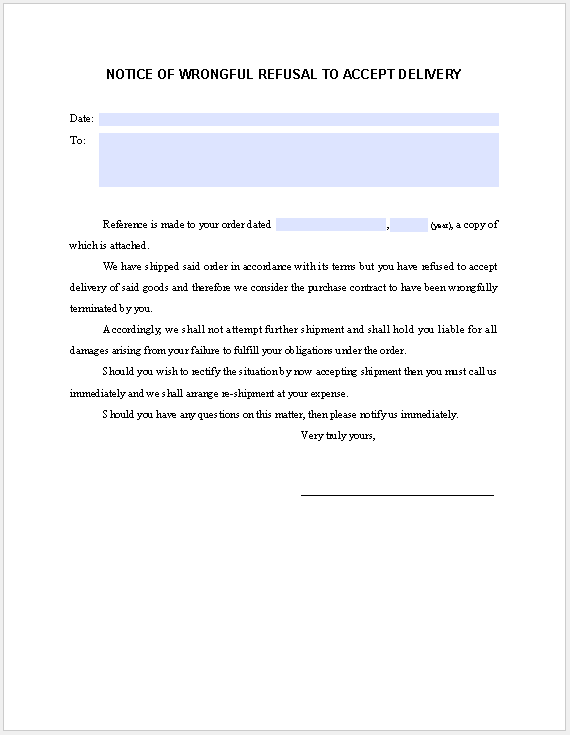 Legal Letter Template  12 Free Sample Example Format