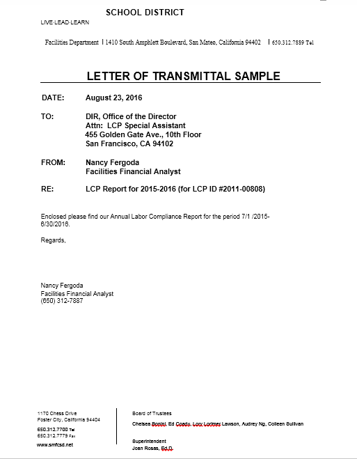 letter of transmittal template 02