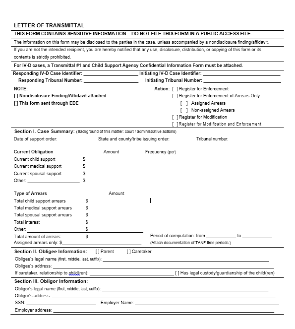 letter of transmittal template 21