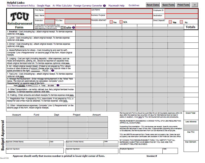 office reimbursement form 04