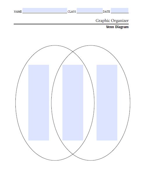 venn diagram template 20
