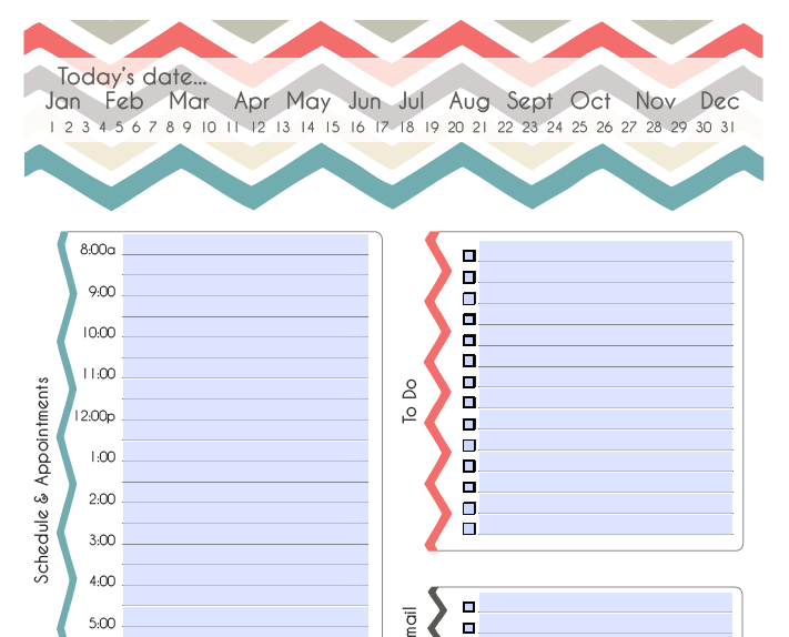 daily planner template 04