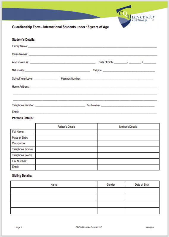 guardianship form 003
